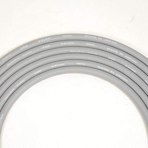 カナレ/CANARE ★切売販売★ 4心スピーカーケーブル 外径6.4mm 灰色 4S6ハイ