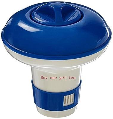 Life mini spa/hot tub/pool chemical, chlorine, bromine floating tablet dispenser