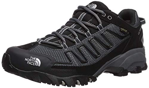 The North Face Mens Ultra 109 GTX Hiking Shoe TNF Black/Dark Shadow Grey - 9.5 D(M) US
