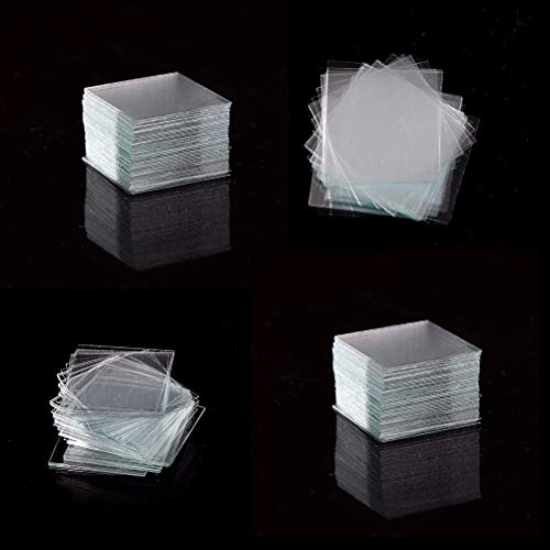 Tool Parts 100pcs Transparent Slides Coverslips Coverslides 1818mm For Microscope