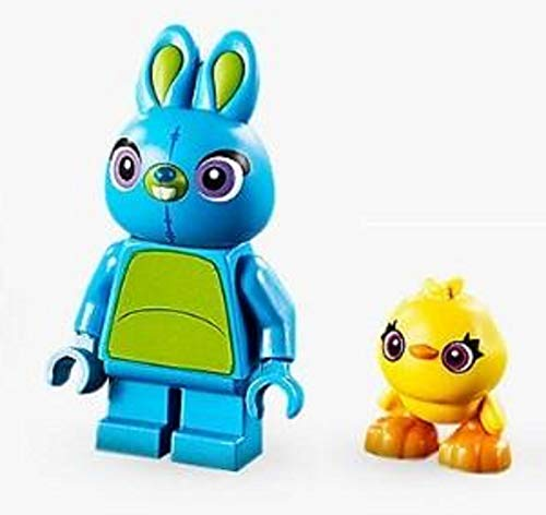LEGO Toy Story 4: Ducky and Bunny Minifigs