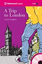 GLOBAL RICHMOND READERS 4 A TRIP TO LONDON+CD (Global Readers) - 9788466815994