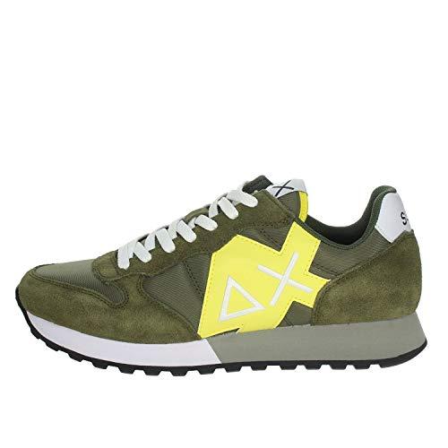 Sun 68 Sneakers Verde