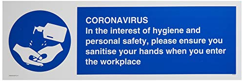 CORONAVIRUS In het belang van hygiëne en persoonlijke veiligheid, zorg ervoor dat u uw handen ontsmetten