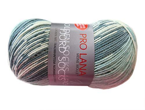 Fjord Sockenwolle Mint 185