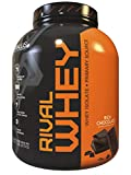 Rivalus Rivalwhey – Rich Chocolate 5lb - 100% Whey...