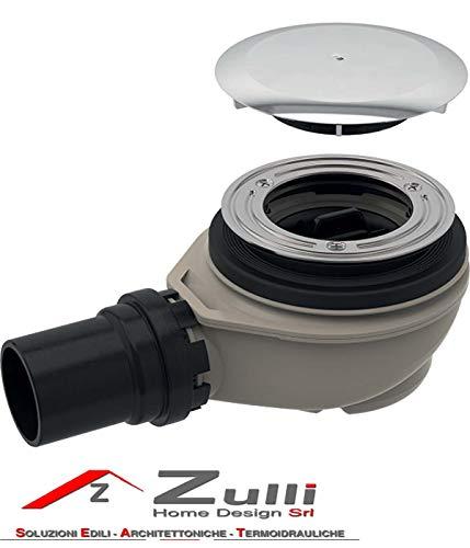 NEW GEBERIT SIFONE DOCCIA 90 mm H 50 mm Artikelnummer: 150.552.21.1