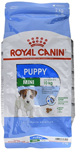 Royal Canin - Royal Canin Mini Puppy Contenido: 2