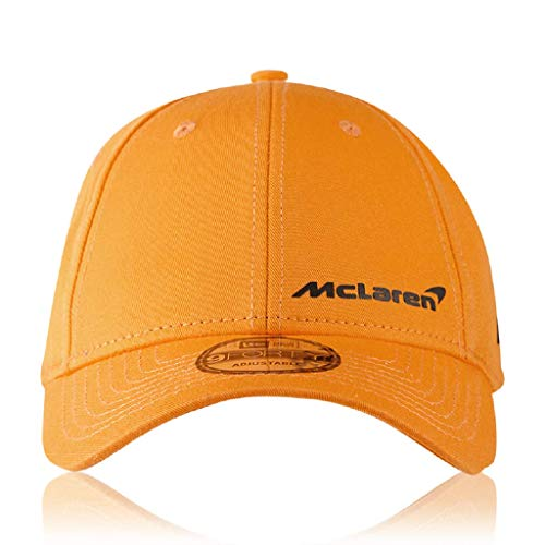 Fuel For Formula 1 McLaren F1 Team Unisex Essentials 9FORTY Gorra Naranja,...