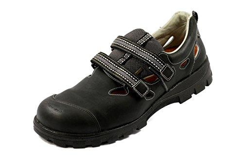 Euro-Dan Walki Soft Sandale mit Euro-Tex Membran S1+P+SRC