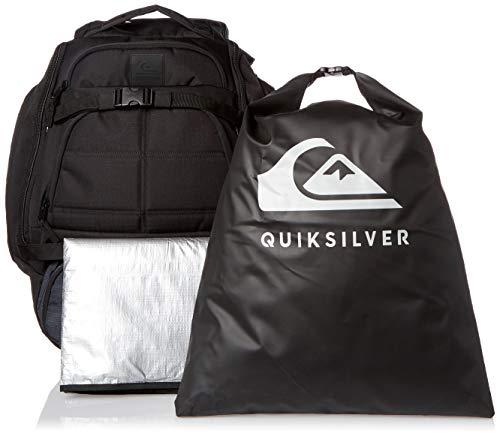 Quiksilver Men's Backpack, DARK GREY HEATHER, 1SZ