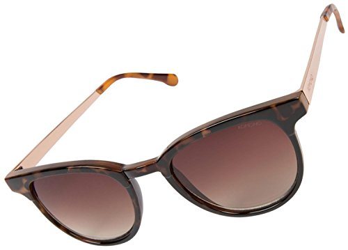 KOMONO Herren Sonnenbrille Francis Metal Rose Gold/Tortoise