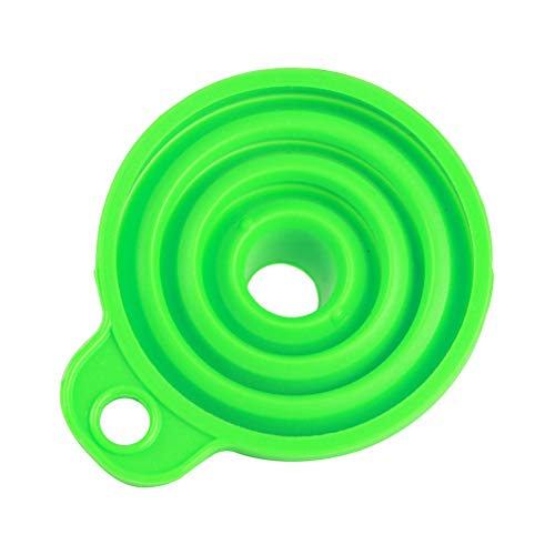 Mipcase Silicone Foldable Funnel Resin Transferring for DLP SLA UV Photocuring 3D Printer Part