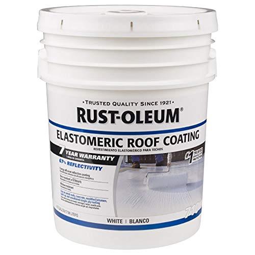Rust-Oleum 301994 710 Elastomeric Roof Coating 5 gal