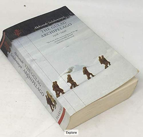 The Gulag Archipelago, 1918-1956 [Abridged]