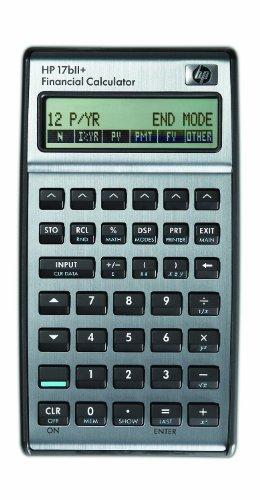 Hewlett Packard Calculatrice Finanziaria