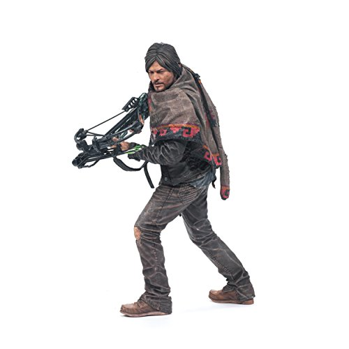 Mcf-The Walking Dead TV Daryl Dixon 10-inch Deluxe