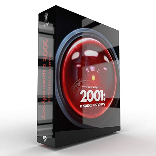 2001 : l'odyssée de l'espace [Édition Titans of Cult-SteelBook 4K Ultra HD + Blu-Ray + Goodies]