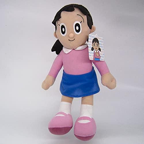 XKMY Doraemon - Peluche di peluche Nobita Nobi Doraemon Shizuka Suneo, colore: Rosa
