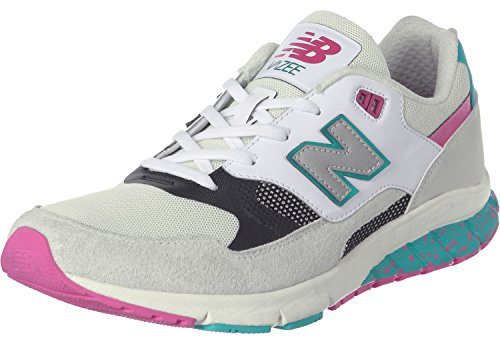 New Balance - Mens 530 Vazee Shoes, Size: 8.5 D(M) US, Color: White/Light Grey/Teal