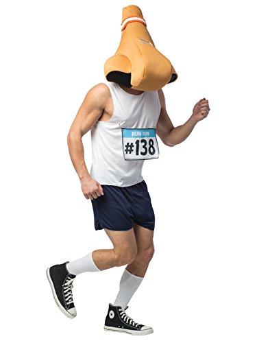 Rasta Imposta Runny Nose Costume Adult Standard Beige