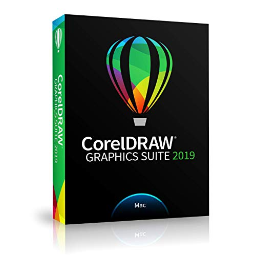 CorelDRAW Graphics Suite 2019 Mac|2019|1|0|PC|Disque