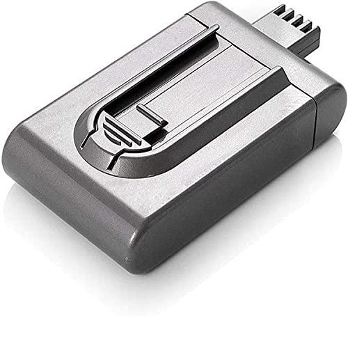 DTK Batería para Aspirateur Dyson DC16 Root-6 DC16 Animal DC16 Exclusive DC16 Pink, P/N: 12097, 912433-01, 912433-03, 912433-04, BP01 [Li-Ion 21.6V 2000mAh]