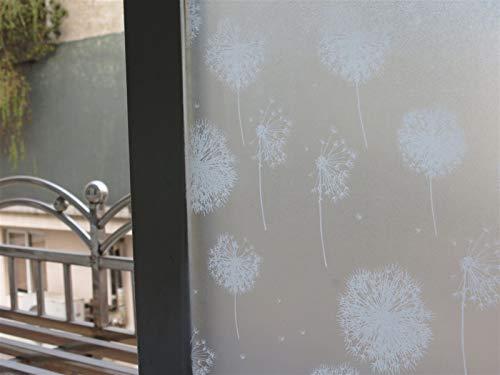 Piloto de la ventana de la ventana de la ventana d Alta calidad a prueba de agua helada de privacidad ventana de cristal cubierta de la película Etiqueta 45x200CM (Color : 06)