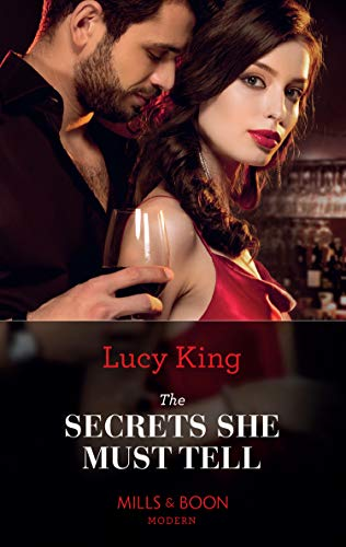 The Secrets She Must Tell (Mills & Boon Modern) (Lost Sons of Argentina, Book 1) (English Edition)