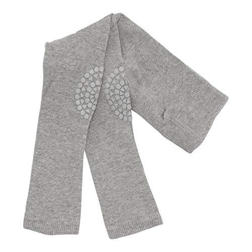GoBabyGo Original Rutschfeste Baby Krabbel Leggings | ABS Non-Slip Unterstützung Für Aktive Kinder Im Krabbelalter | Baumwollstretch |...