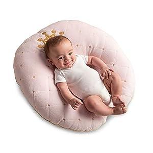 crib bedding and baby bedding boppy preferred newborn lounger, pink princess