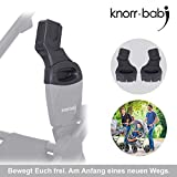 knorr-baby Adapter 35092 - Kinderwagen - New Easy-Click-System