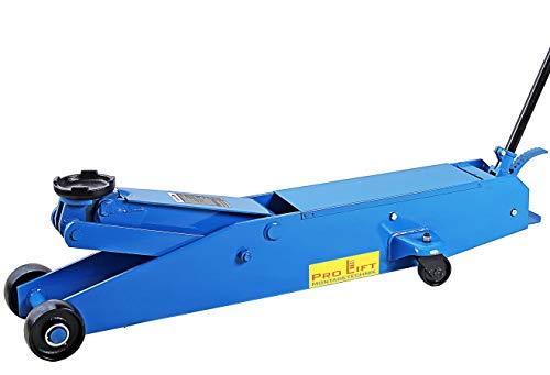 Pro-Lift-Montagetechnik 10t Rangierwagenheber, Stahl, 165mm-570mm, 100001T, 01422