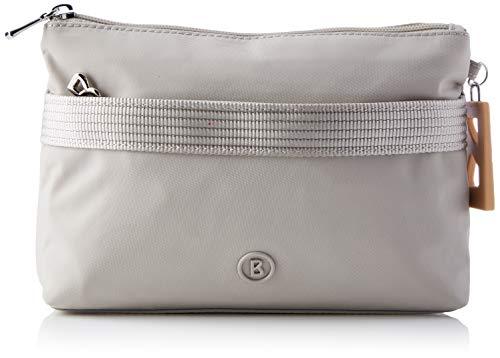 Bogner Damen Leni wash Bag, lightgrey, 21x15x6