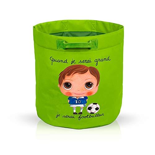 Sac à jouets Footballeur - Isabelle Kessedjian