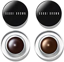 Bobbi Brown 2 Piece Lined And Defined Mini Long Wear Gel Eyeliner Duo Gift Set - Includes 1 Espresso Ink and 1 Bronze Shimmer Long Wear Gel Eyeliners (0.05 oz / 1.5g Each)