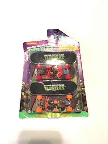 Teenage Mutant Ninja Turtles Trick Skateboard (4 Skateboards im Lieferumfang enthalten)