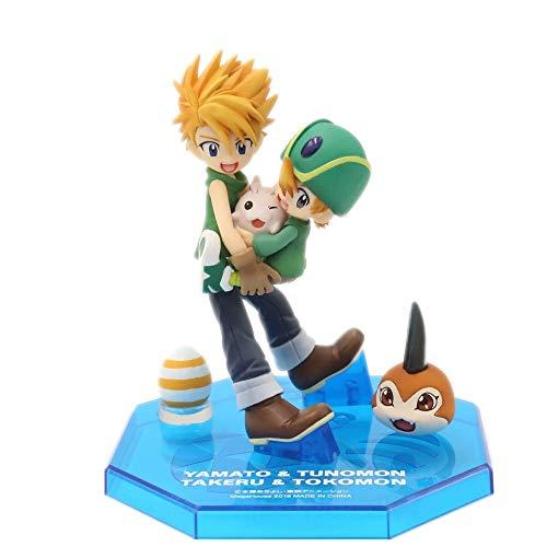 WFLNA Digimon Figure Anime Figure Action Figures 4 Style (Color : A)