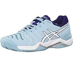 Asics Chaussures femme Gel-challenger 11 Clay: Amazon.es: Deportes ...