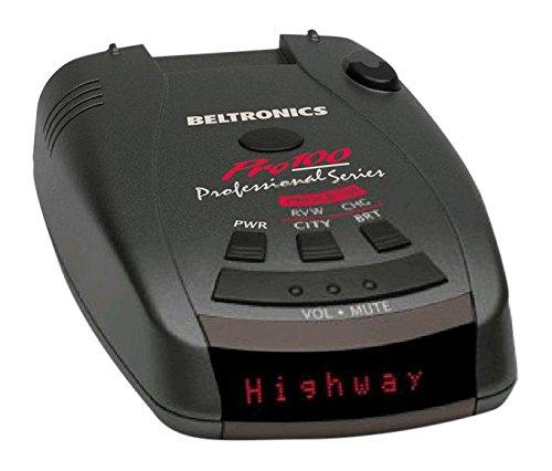 Beltronics PRO100 New Pro Radar Detector