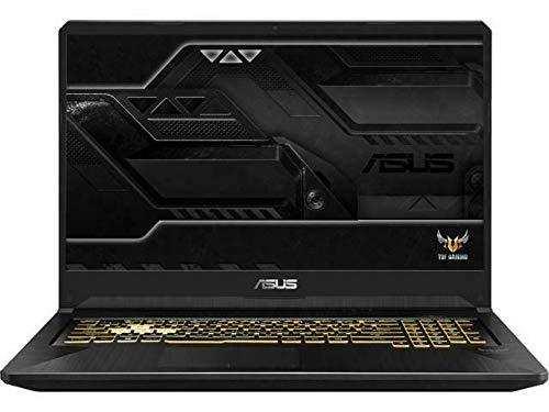 2019 ASUS TUF 17.3' IPS FHD Display Gaming Laptop | Intel Core i7-8750H Six-Core 2.2 GHz | 16GB DDR4 | 256GB SSD + 1TB HDD | NVIDIA GeForce GTX 1060 6GB | Backlit Keyboard | Windows 10