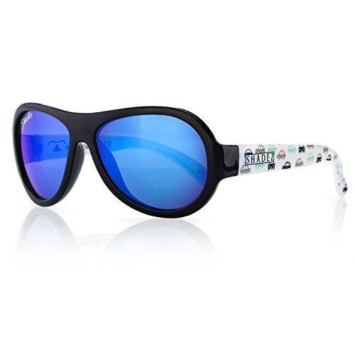 SHB82|#Shadez SHADEZ Trendy Jungen Sonnenbrille schwarz