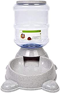 Pet Water Dispenser,Cat Water Bowl,Dog Water Bowl Automatic,Large Automatic Drinking Fountain for Cat Dog,3.8L. KKGGS