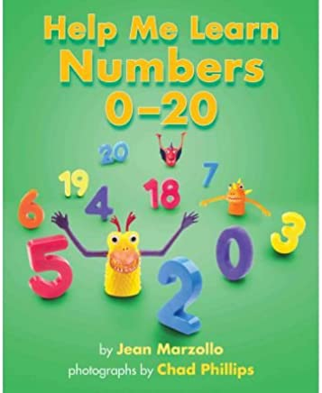 [( Help Me Learn Numbers 0-20 )] [by: Jean Marzollo] [Sep-2011]