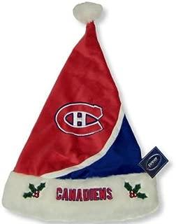Montreal Canadiens 2010 Swoop Colorblock Santa Hat