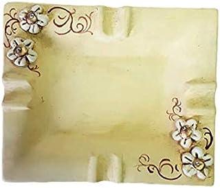 Posacenere da Tavolo in Ceramica Artigianale Elegante Per Casa, Le Ceramiche Del Re