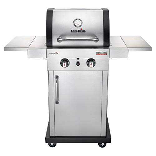 Char-Broil Professional Series 2200 S - 2 Burner Gas Barbecue Grill with TRU-Infrared™ technology,...