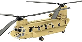 1:72 Scale CH-47F Chinook Heavy Lift Helicopter, US Army