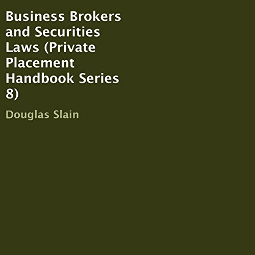 Business Brokers and Securities Laws cover art