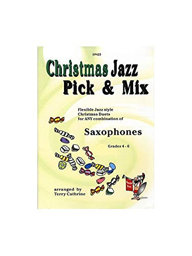 Cathrine, Gruber and Mendelssohn, Traditional Christmas Jazz Pick & Mix